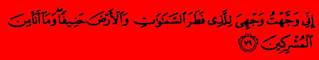 Sourat Al-An'am - Les Bestioles 79